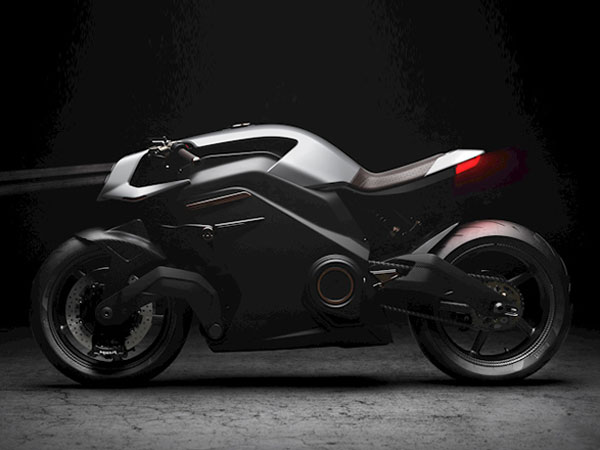Arc Vector Electric Motorcycle
