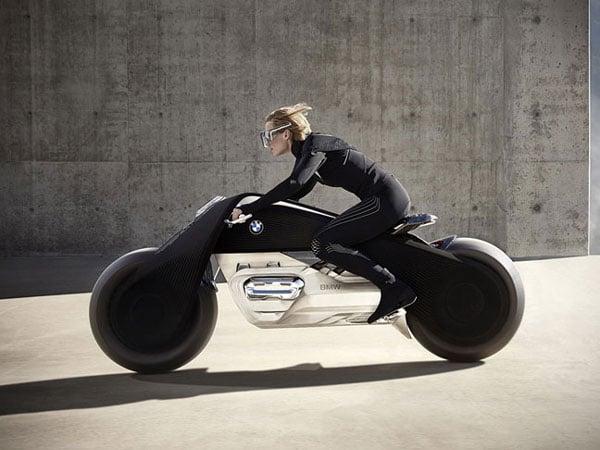 BMW Motorrad Vision Next 100 Motorcycle