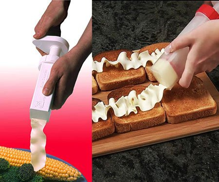 Butter Mill Ribbon Dispenser