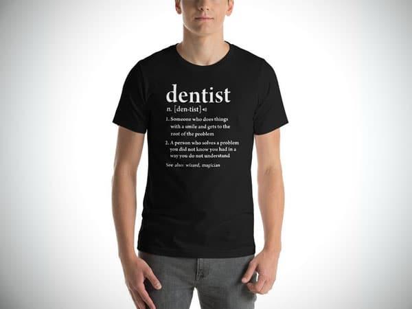 Dentist Definition Shirt