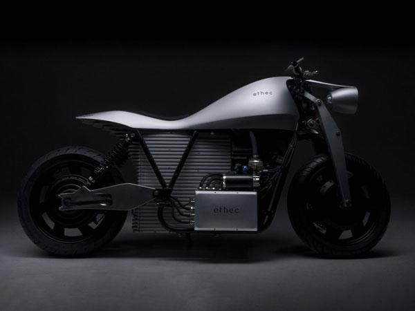 Ethec Electric Motorcycle