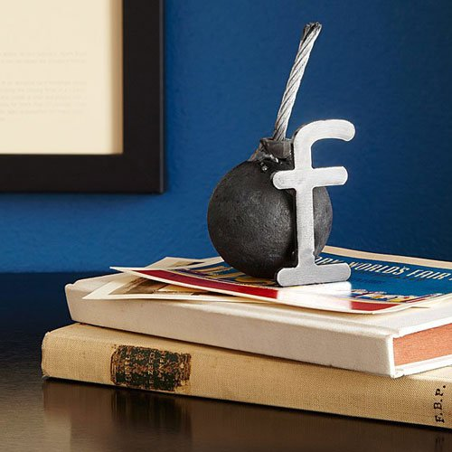 F-Bomb Paperweight