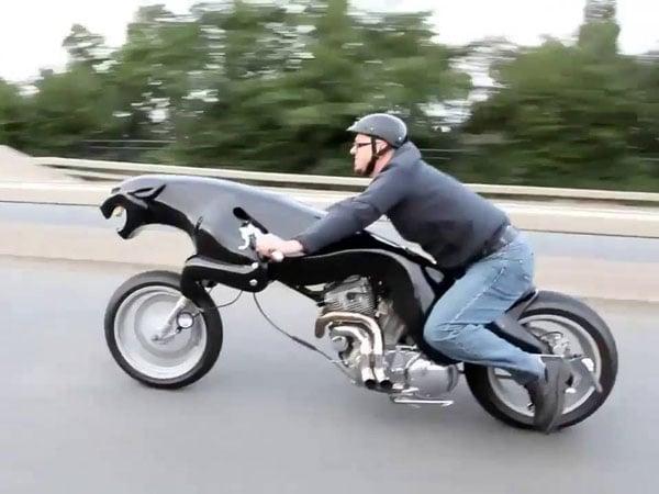 Jaguar Motorcycle