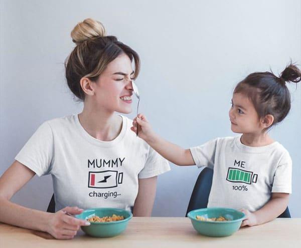 Matching T-Shirts
