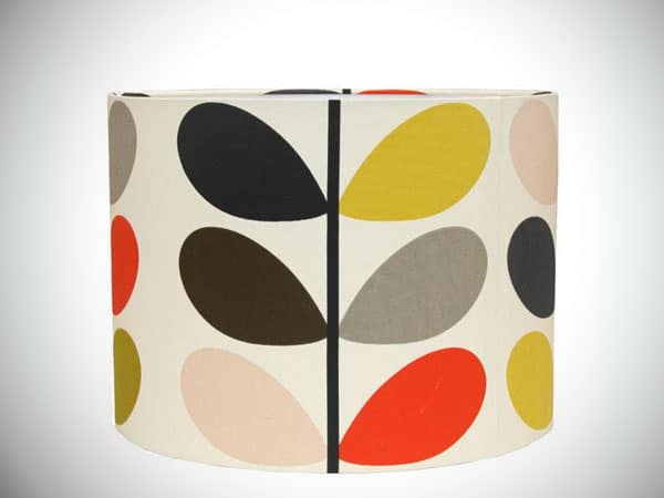 Multi Stem Large Drum Lamp Shade