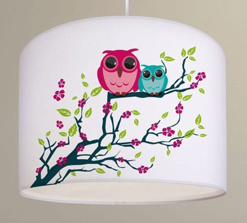 Owls Lamps Shade