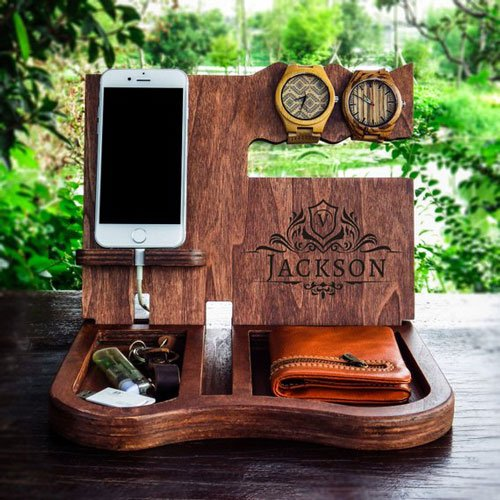 Personalized Docking Stations