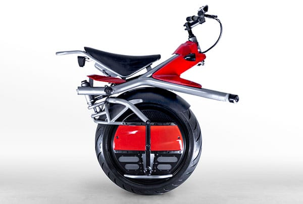 Ryno Single Wheel Motorcycle