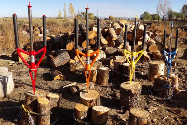 Safety Log Splitter