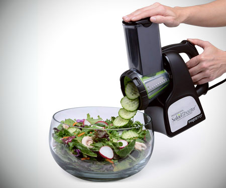 Salad Shooter Slicer