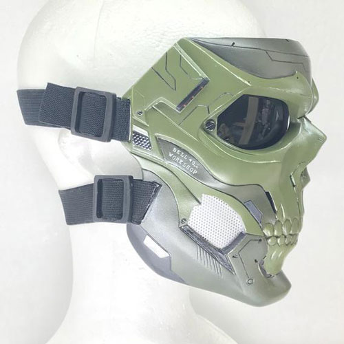 Tactical Look Skull Mask