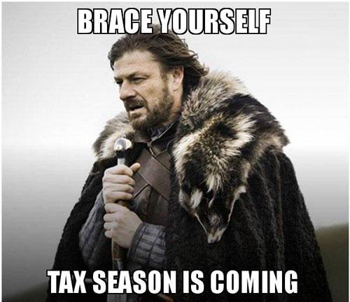 funny accountant meme