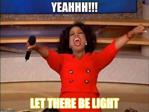 lamp meme