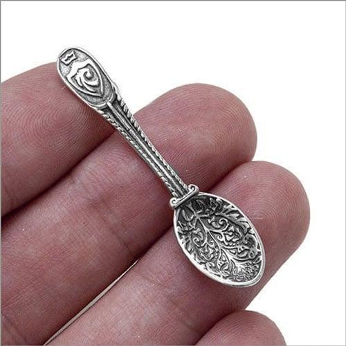 Amulet of Wealth Wallet Spoon