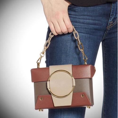 Asher Convertible Crossbody Bag
