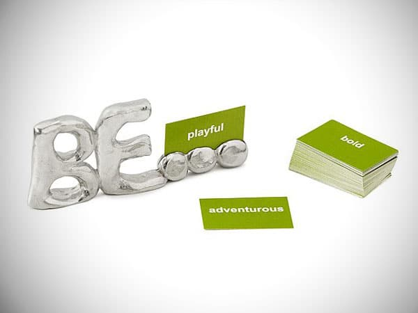 Be... Inspirational Paperweight