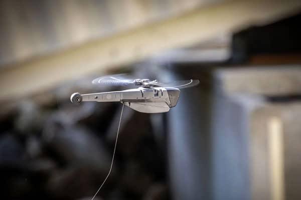 Black Hornet Personal Reconnaissance System