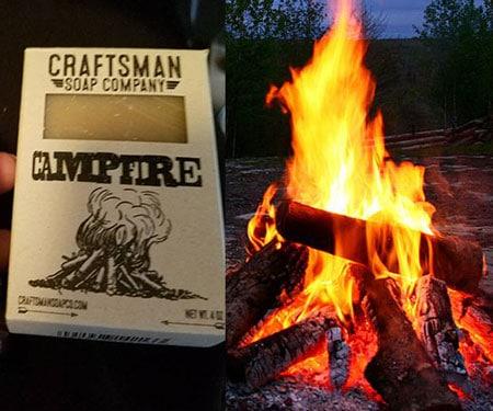 Campfire Soap