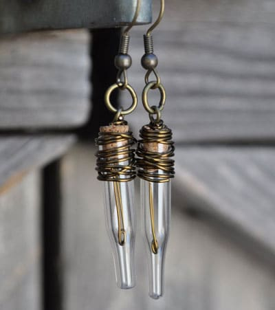 Edison Bulb Earrings