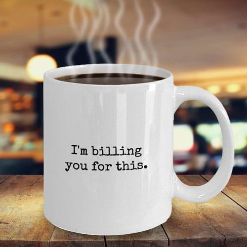 Funny Accountant Mug