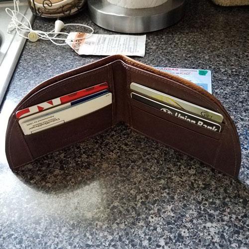 Moosehide Rogue Front Pocket Wallet
