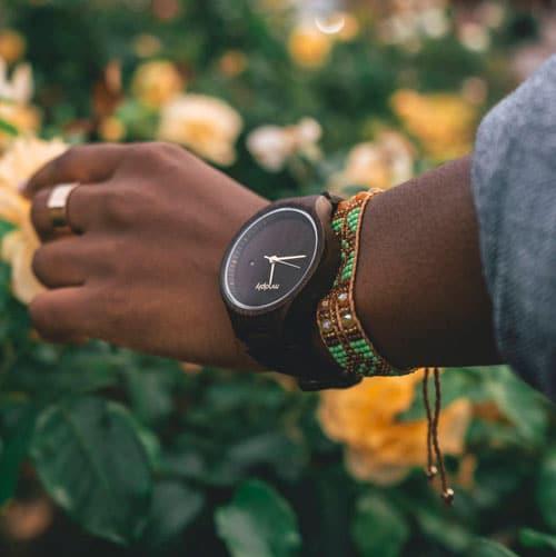 Personalized Wood Watch