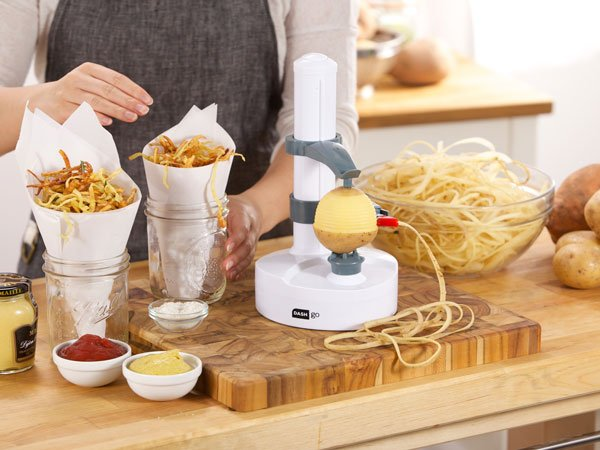 Portable Rapid Peeler