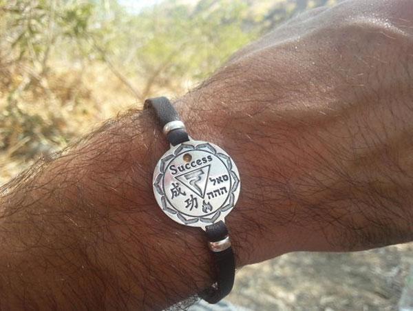 Spiritual Success Chakra Bracelet