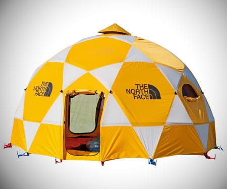 The North Face Geodome 4 Tent