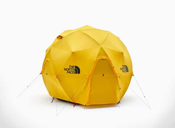 vThe North Face Geodome 4 Tent