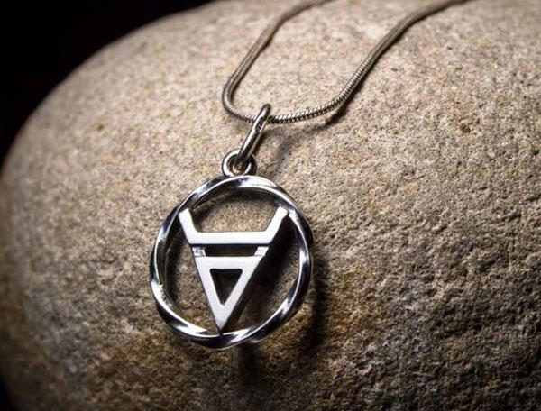 Veles Pendant Wealth Amulet
