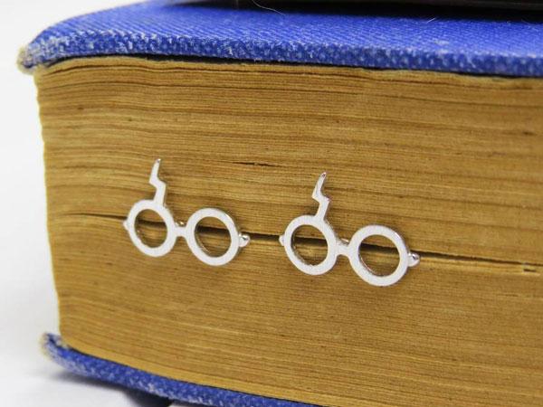 Wizard Glasses Earrings