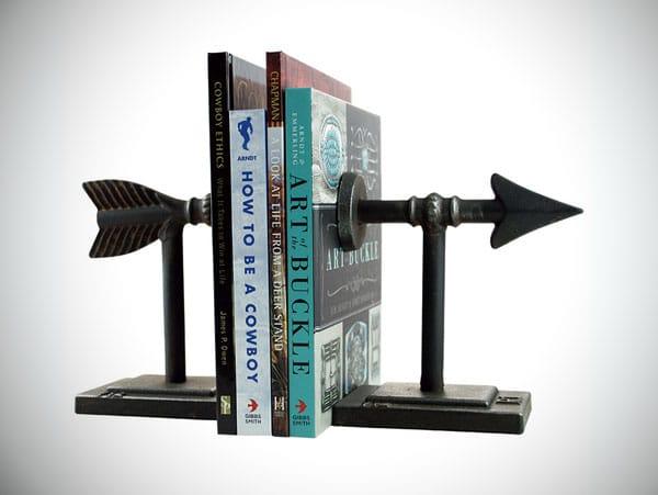 Arrow BookEnds
