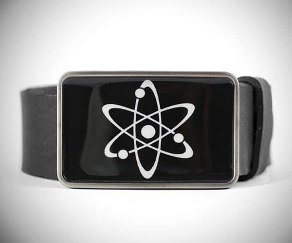 Atom Belt Buckle