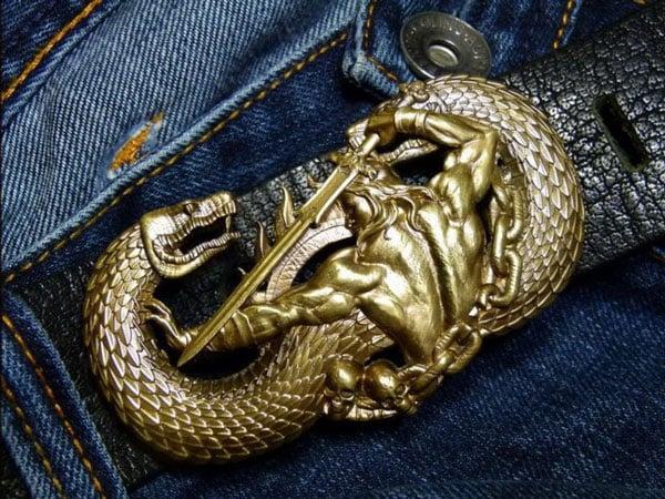 Conan Belt Buckles for Men