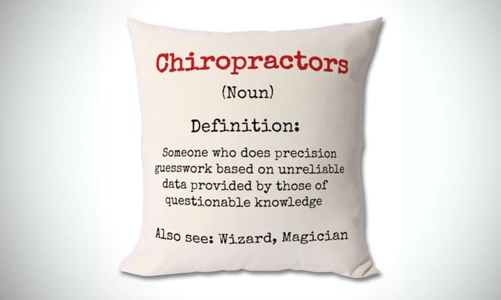 Gifts for Chiropractors