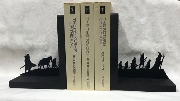 Lord of the Rings Bookends