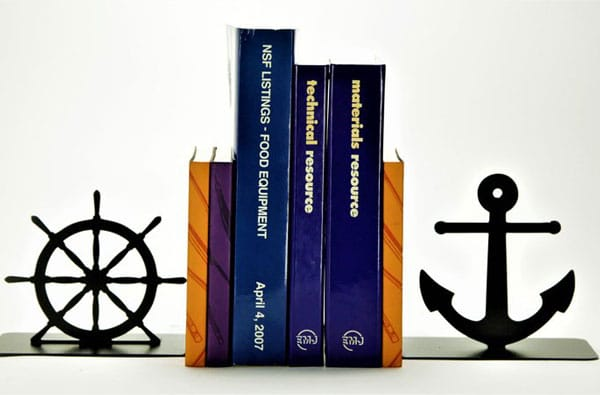 Nautical Bookends