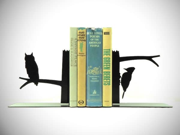 30 Cool Bookends For Book Lovers Awesome Stuff 365