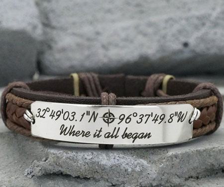 Personalized Quote Coordinate BraceletsPersonalized Quote Coordinate BraceletsPersonalized Quote Coordinate BraceletsPersonalized Quote Coordinate Bracelets