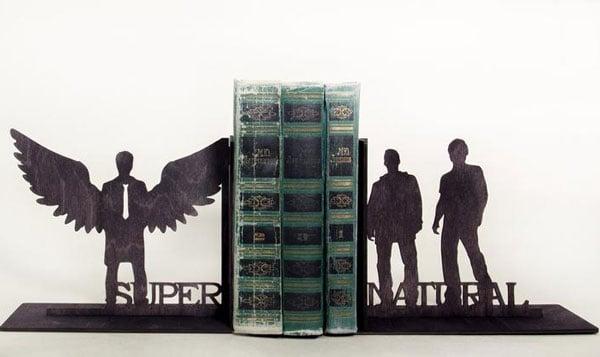 Supernatural Bookends