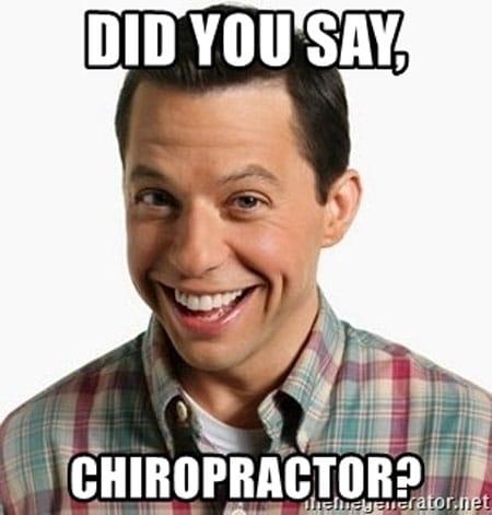 chiropractor-meme
