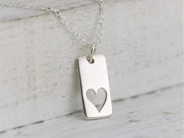 Anniversary Necklace for Wife