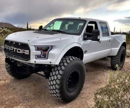Ford F250R Megaraptor Truck