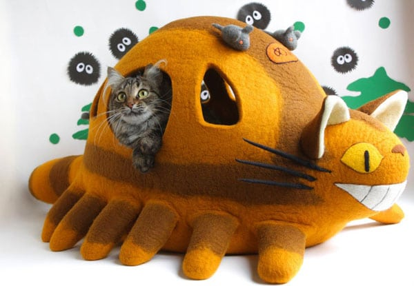Quirky Cat Houses