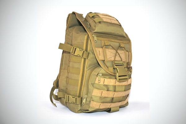 The Ultimate Outdoors & Survival Backpack