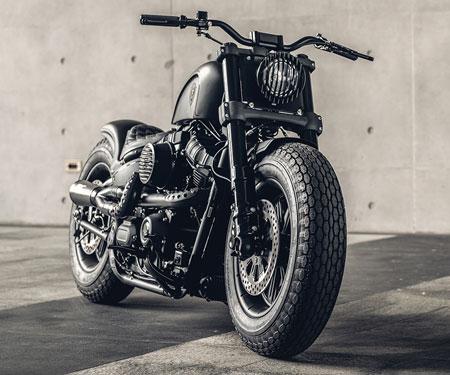 2018 Harley-Davidson Fat Bob 107