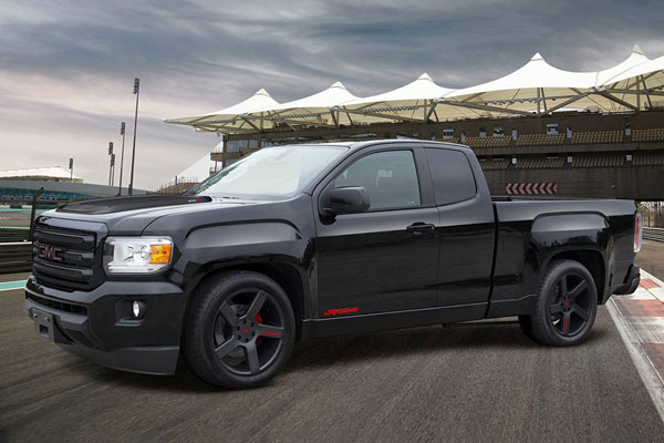 455HP Syclone Performance Pickup Truck