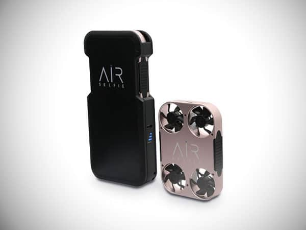 AirSelfie 2 Rose Gold With Power Bank