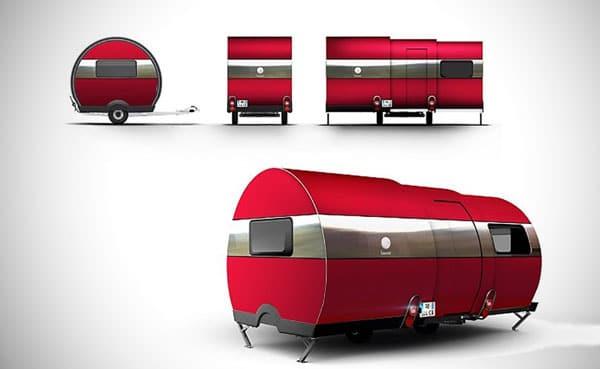 Beauer 3x Camper